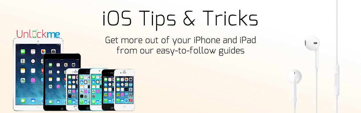 iOS Tricks